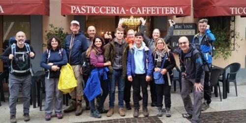 Vandringsresa till Toscana