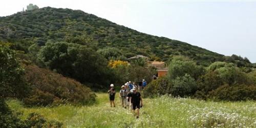 Lätt Vandringsresa till Sardinien