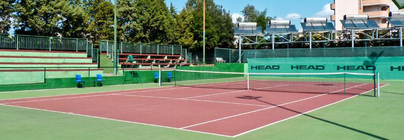 Tennisresa feel good till Sardinien i  Italien