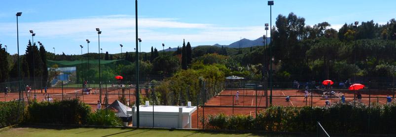 Tennisresor för klubbar till Sardinien