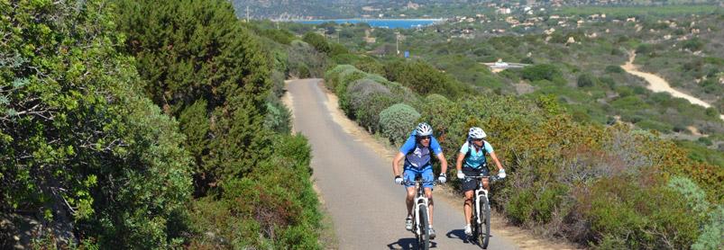 Cykelresa till Sardinien cykla på egen hand, SardiniensVästkust