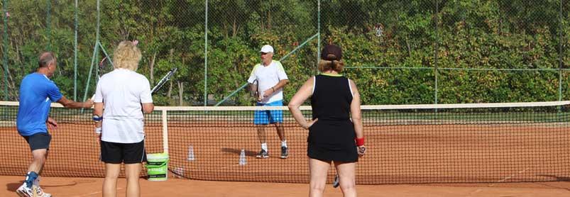 Tennisresa till Olbia på Sardinien i Italien